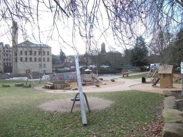 Children's Playground - Coach Road