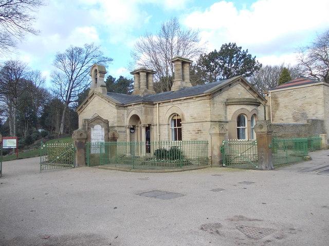 Former Park Lodge - Roberts Park