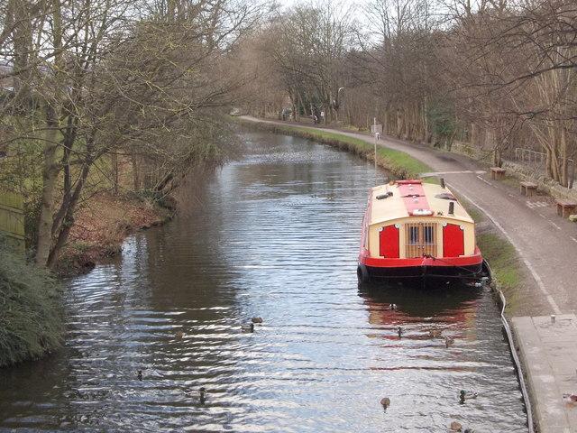 Leeds Liverpool Canal - Victoria Road