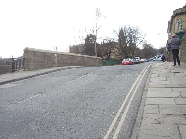 Bridge TJC3/53 - Victoria Road