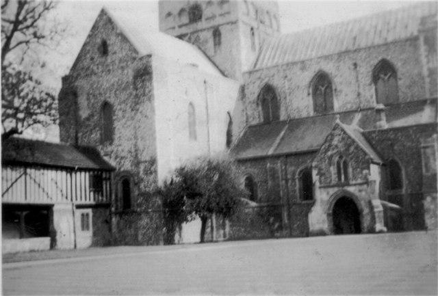 St. Cross Church