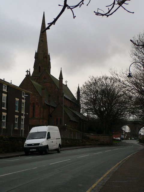  All Saints Church, Runcorn