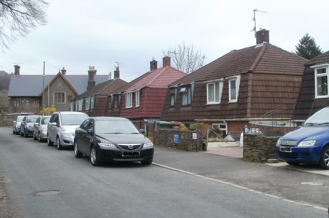 Rectory Road, Bedwas