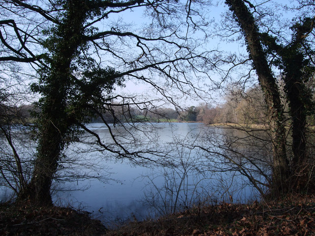 The Lake, Buscot Park