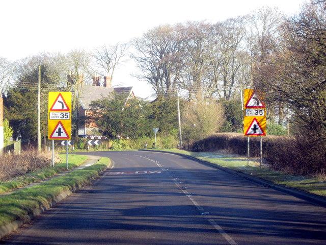 Frankley Green Crossroads