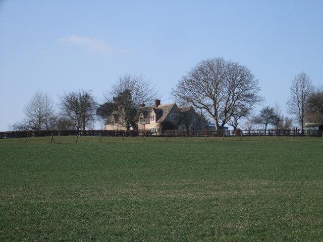 Wood House, near Faringdon