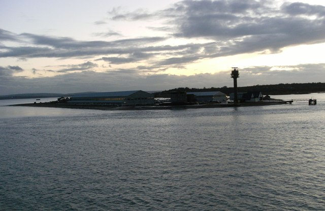 Calshot Coastguard Tower