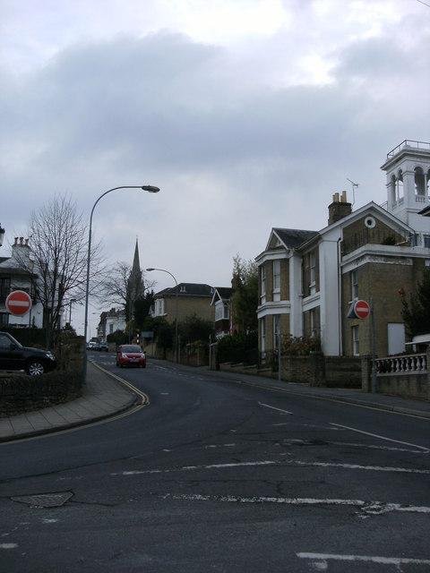 West Street Ryde