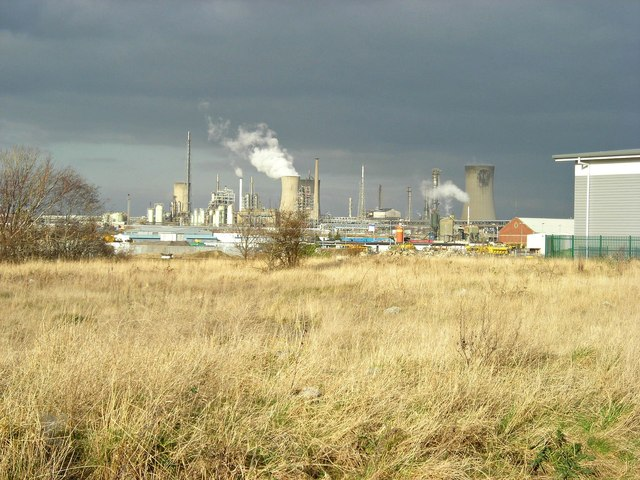 Industrial development land