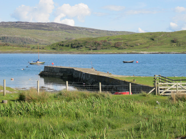 Keillbeg jetty