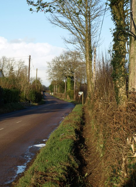 Road at Smeatharpe