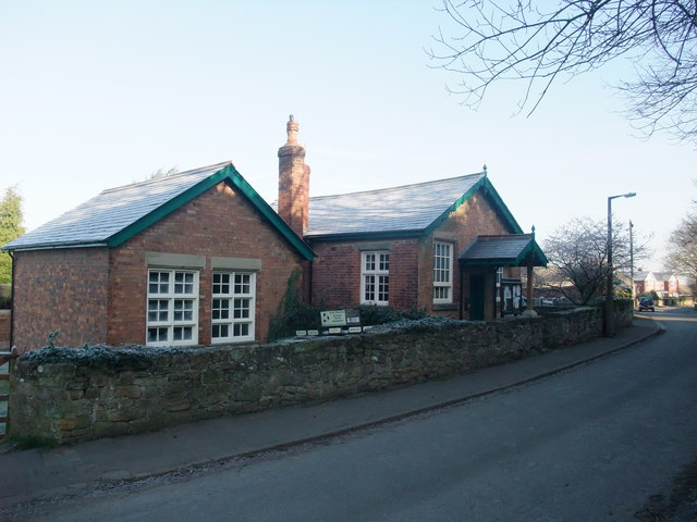 Stanton by Bridge Village Hall