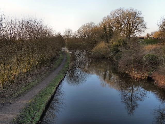 Walton Summit Branch, Lancaster Canal