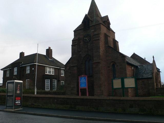 St John the Evangelist Church, Weston