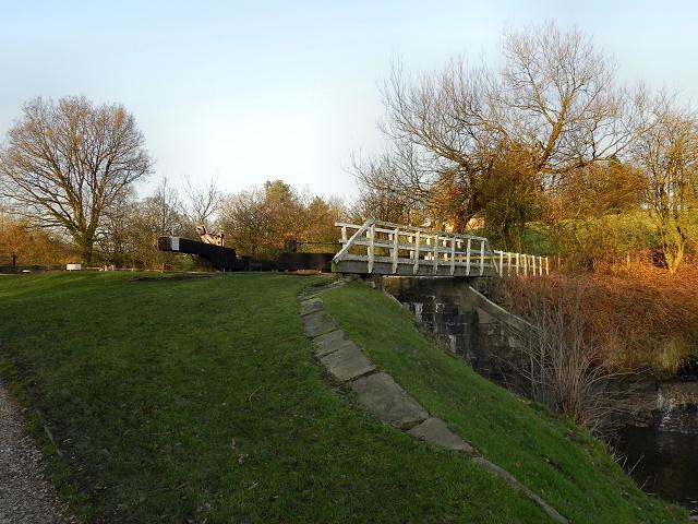 Bridge Over Lock#64
