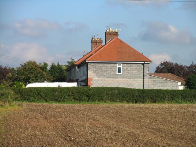 Houses on Walton Lane
