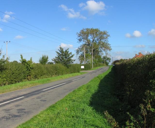 Walton Lane eastwards