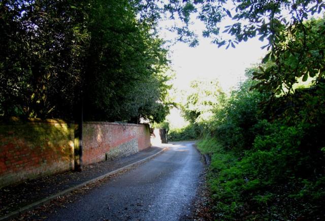 New Lane/Black Lane junction