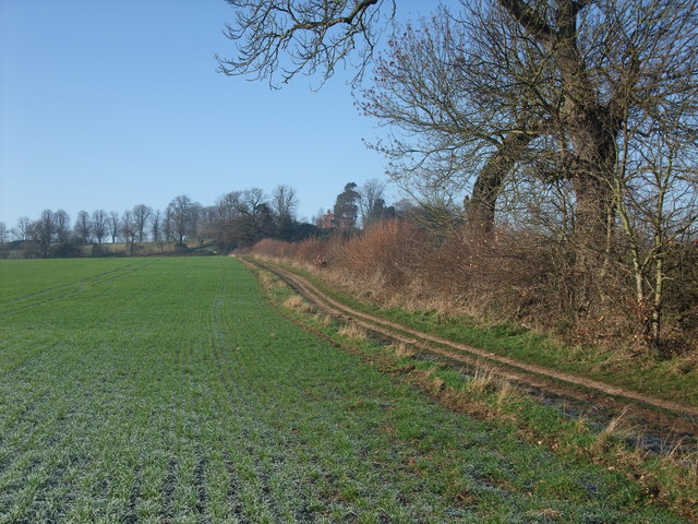 Track to Ingleby Toft