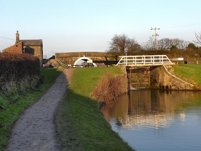 Johnson's Hillock Lock#61