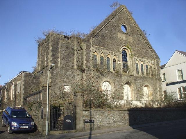 Miners' Hall, Merthyr Tydfil