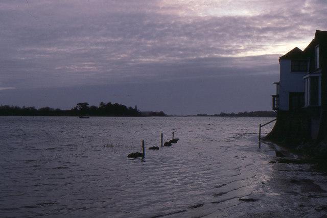 Bosham waterfront