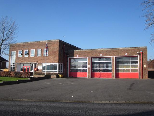 Halesowen Fire Station