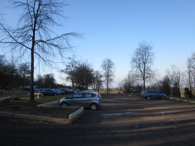 Clent Nimmings Visitor Centre Car Park