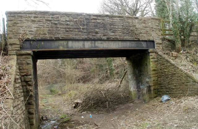 Relic of the Rumney Railway, Bedwas