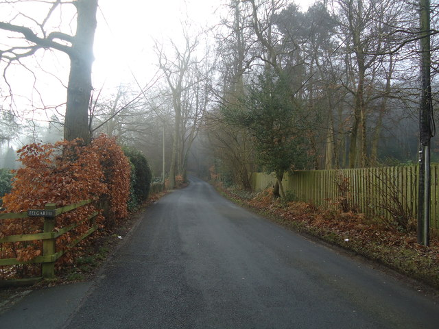 Coach Road, Ivy Hatch