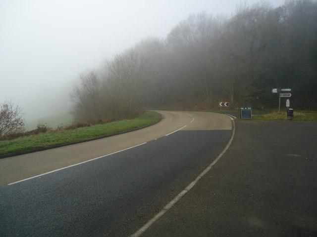 Wheatsheaf Hill, Ide Hill