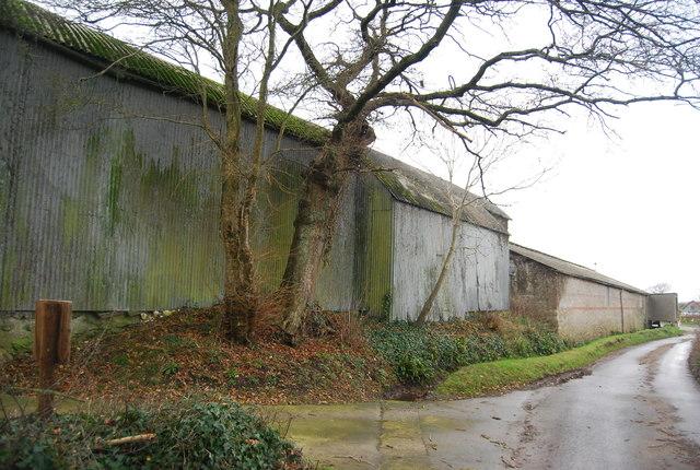 Barn, Long Bredy Farm