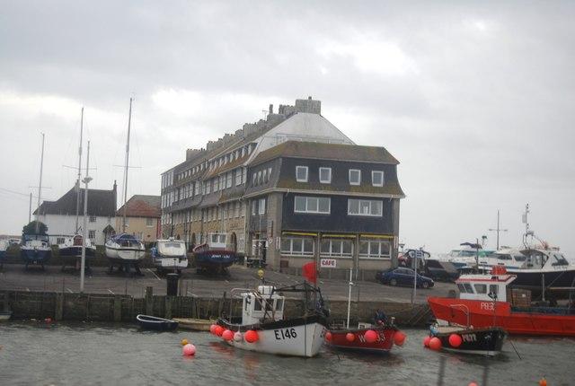 Apartment block, West Bay Harbour
