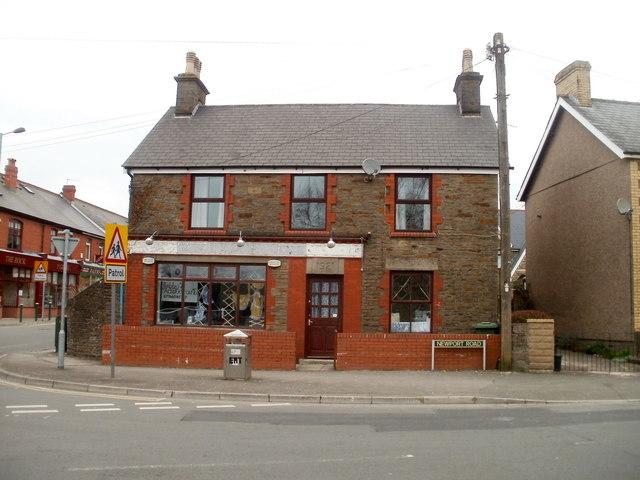 Bank House, Bedwas