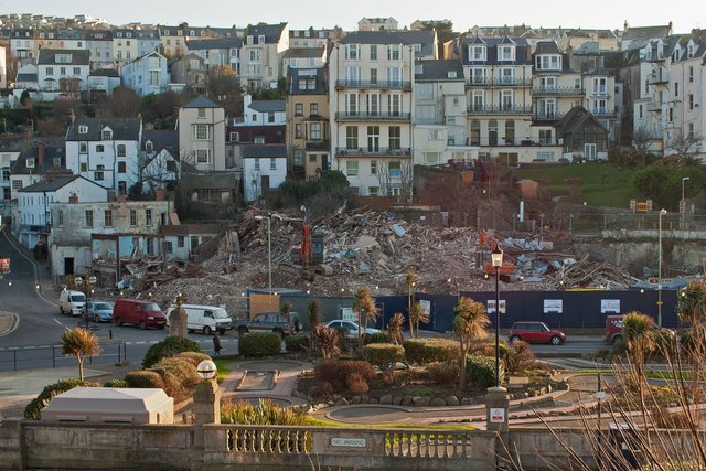The Collingwood Hotel is no more
