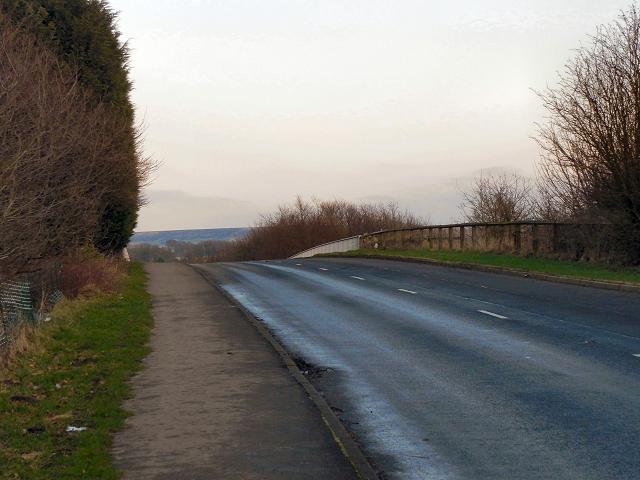 Moss Lane Bridge