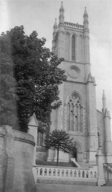 St. Mary's Church, Andover