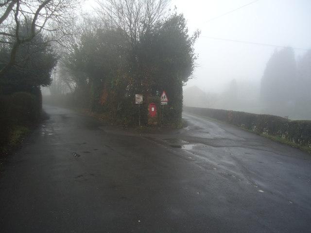 Nightingale Lane, Goathurst Common