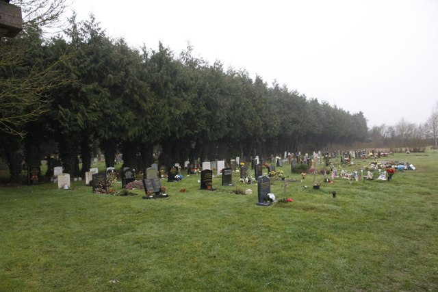 East Hagbourne Cemetery