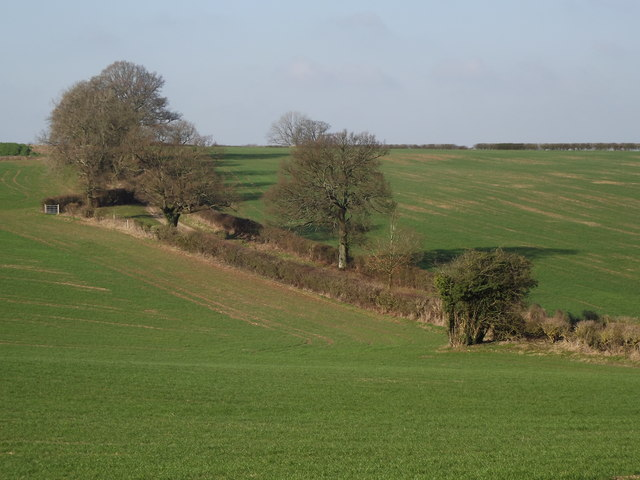 Bentworth, Downland