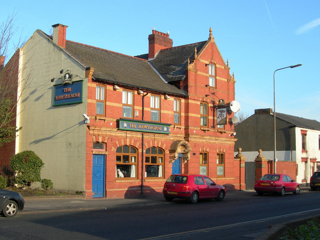 The Hawthorne Pub