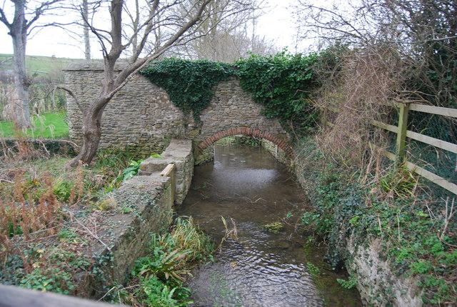 Mill race, Burton Bradstock
