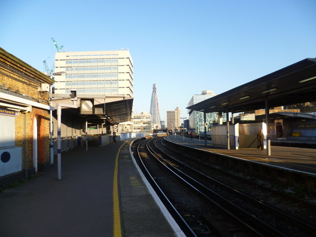 Waterloo East station