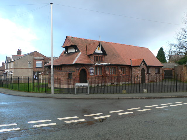 Frodsham - Scout Hall