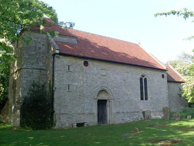 St Giles Parish Church, Water Stratford (1)