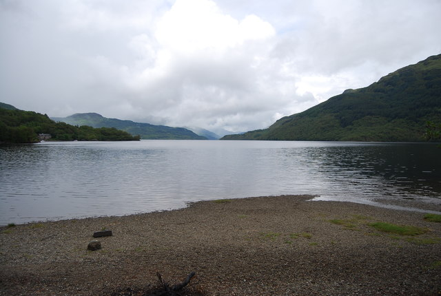 Loch Lomond from Firkin Point