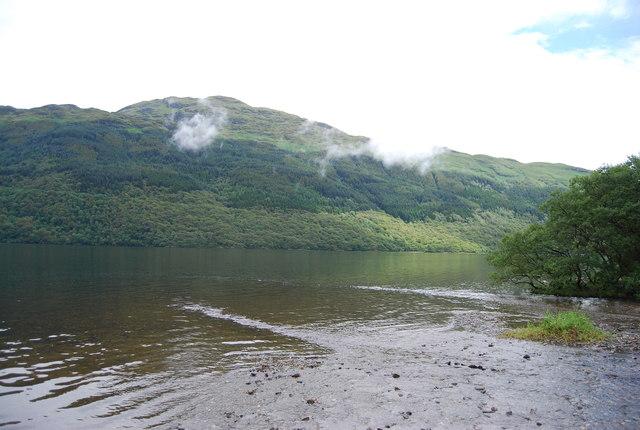 Loch Lomond at Firkin Point