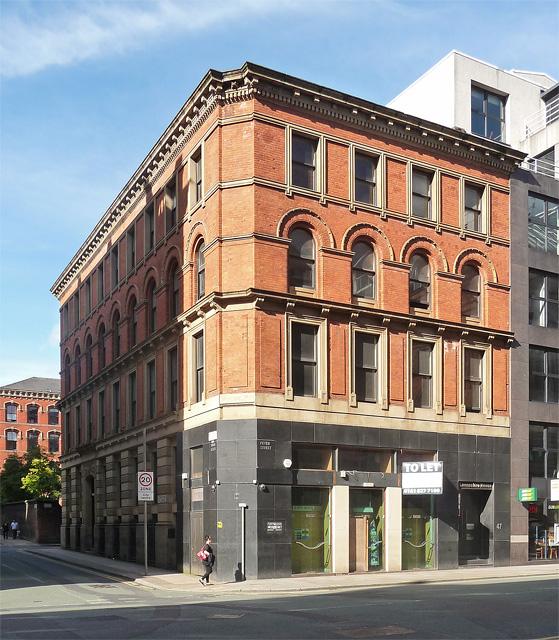 47 Peter Street, Manchester