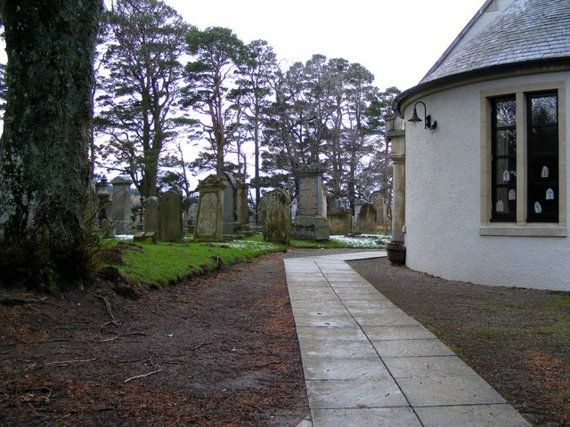 Knockando Churchyard