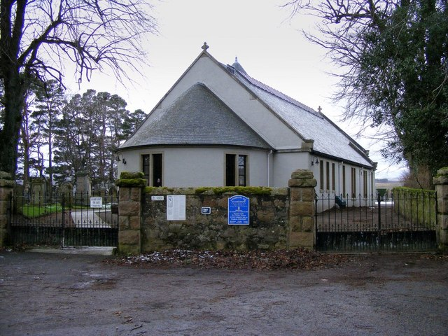 Knockando Church